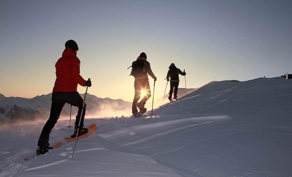Winterliche Urlaubserlebnisse abseits der Skipisten
