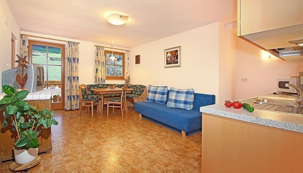 Vacanze al maso Weissnbachlhof: Appartamenti vacanza a San Giovanni in Valle Aurina