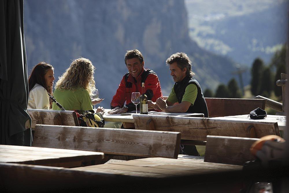 Impegnativi percorsi per mountain bike in alta montagna