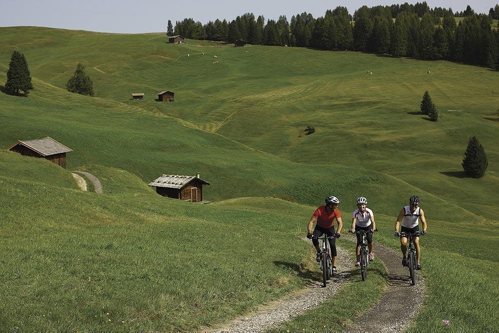 Vacanze in bicicletta in Alto Adige - Mountain bike nelle Valli di Tures e Aurina