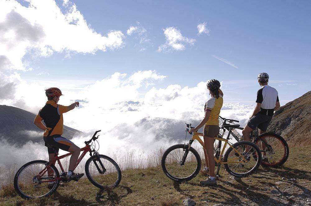 Ciclismo in famiglia nelle Valli di Tures e Aurina durante la vostra vacanza in bici in Alto Adige