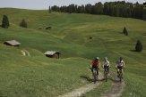Gite in bicicletta su sentieri alpini