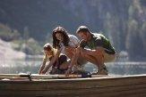 Bellissimi laghi di montagna in Alto Adige
